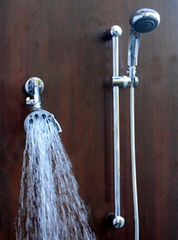 Our Best Selling Shower Head Now With Our Orca Valve, Hand Held, And Slide  Bar... This Is One Great Shower!