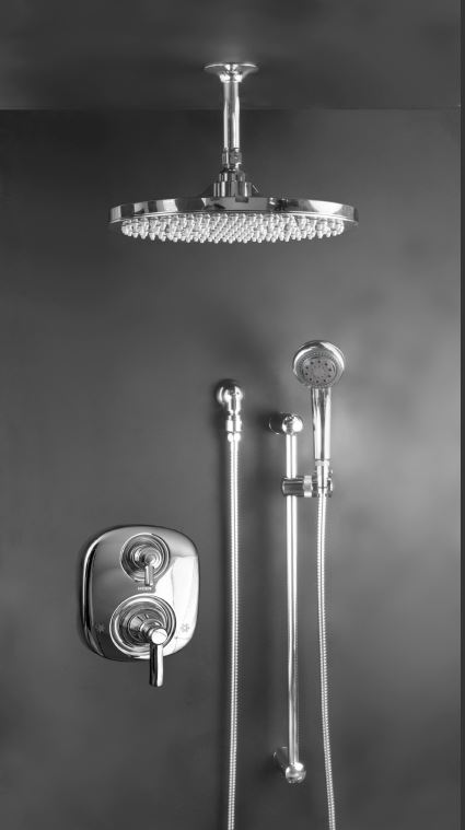 ceiling rain shower head with handheld. Atlantis 24 w Valve  12 inch rain head with water Handheld Shower Head