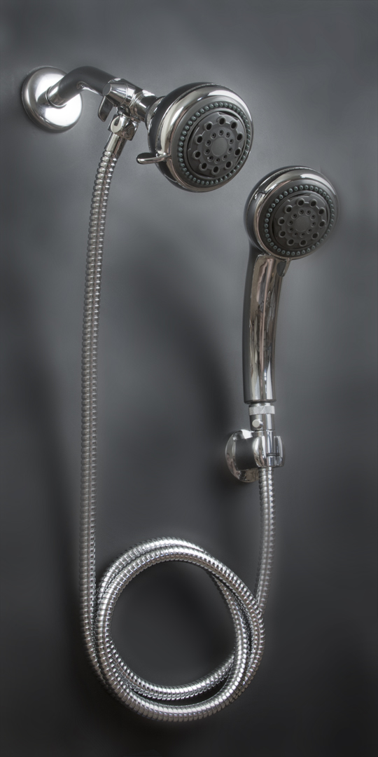 Mariner Combination Shower Heads with Hand Held